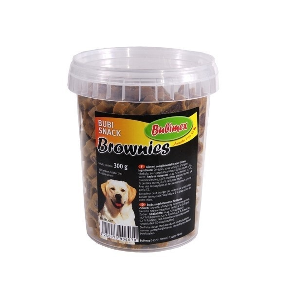 friandises brownies le dogstore fr. Black Bedroom Furniture Sets. Home Design Ideas