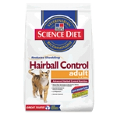 Hill's Hairball Control