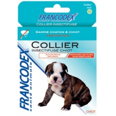 Collier Insectifuge Chiot Francodex