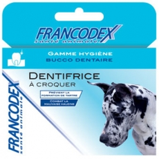 Dentifrice A Croquer Chien Francodex