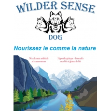 Wilder Sense Adult Small Saumon